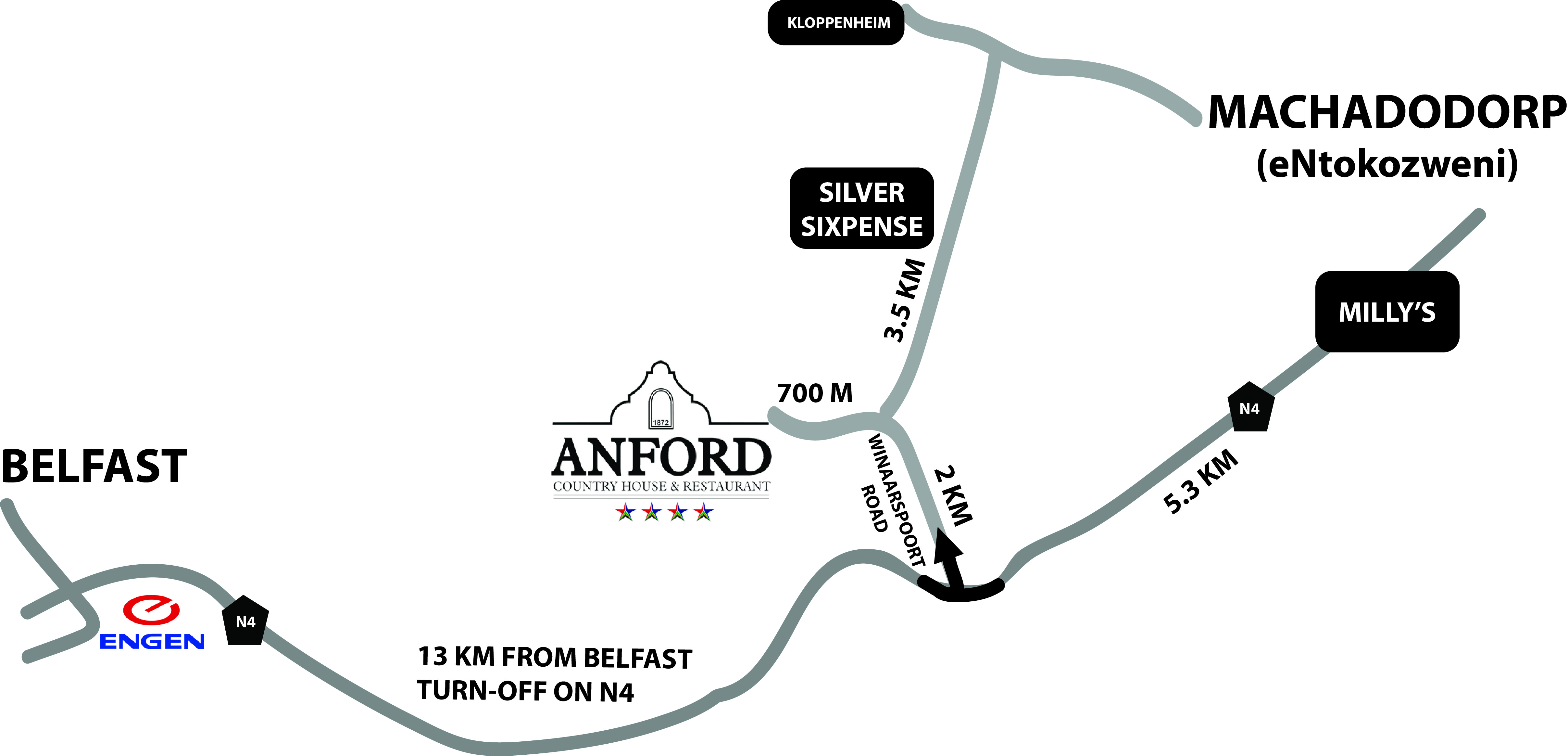 ANFORD MAP
